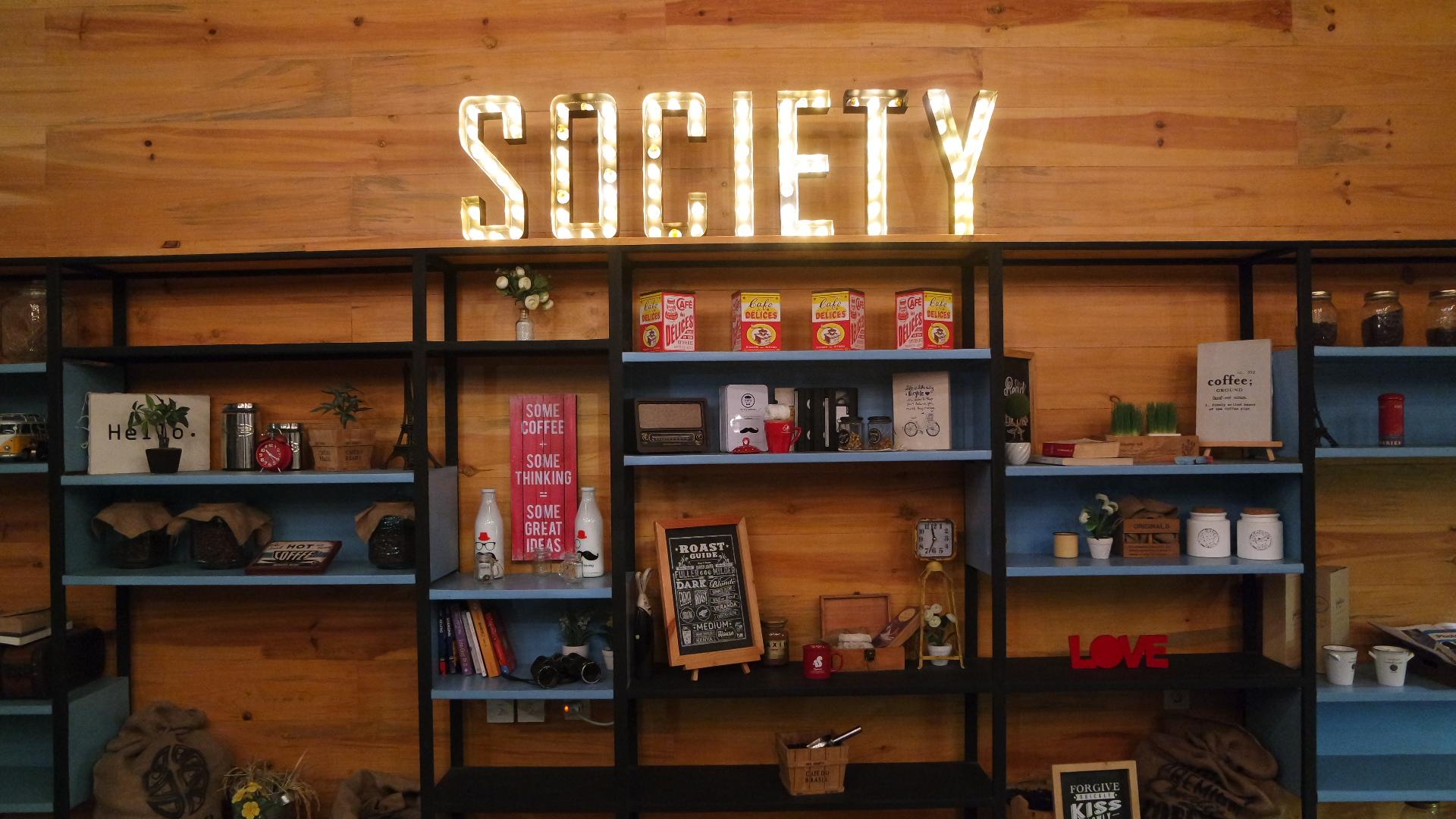 Gambar Desain Cafe Kopi